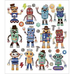 Klistermärken Robot