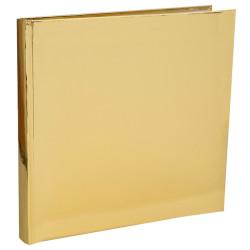 Gästbok Guld Metallic