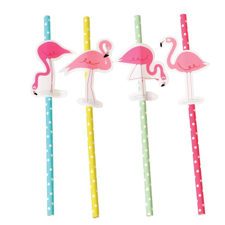 Sugrör Flamingo Bay