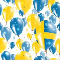 Servetter Ballonger Sverige
