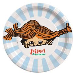 Pippi Långstrump Tallrikar