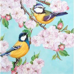 Servetter Fåglar