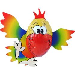 Choklad Papegoja