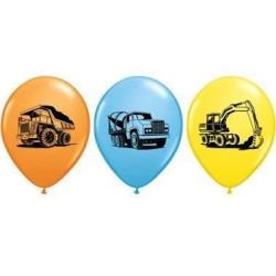 Ballonger Byggbilar