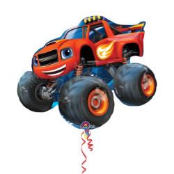 Blaze och Monstermaskinerna Folieballong
