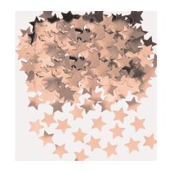 Konfetti Stjärna Rosé