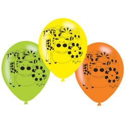 Ballonger Djuren i djungeln