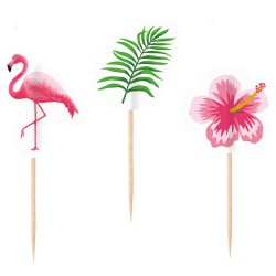 Partypicks Flamingo Paradise