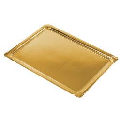 Serveringsfat Guld 5-pack