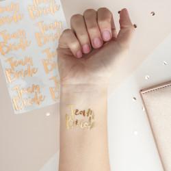 Tatuering för Möhippan