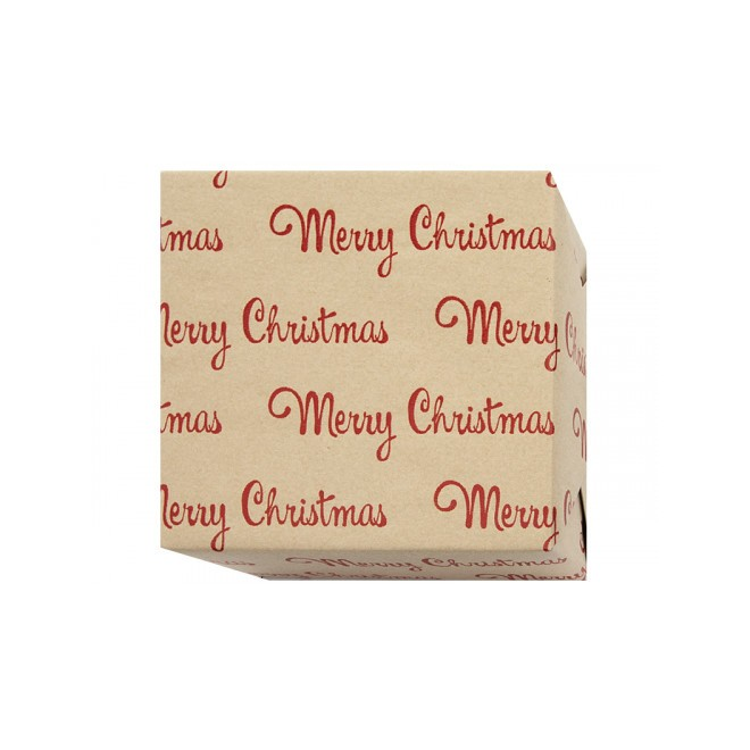 Presentpapper Merry Christmas