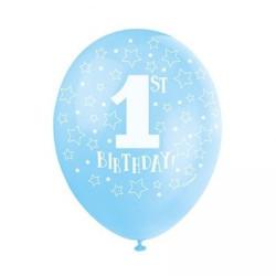 Ballonger 1st Birthday