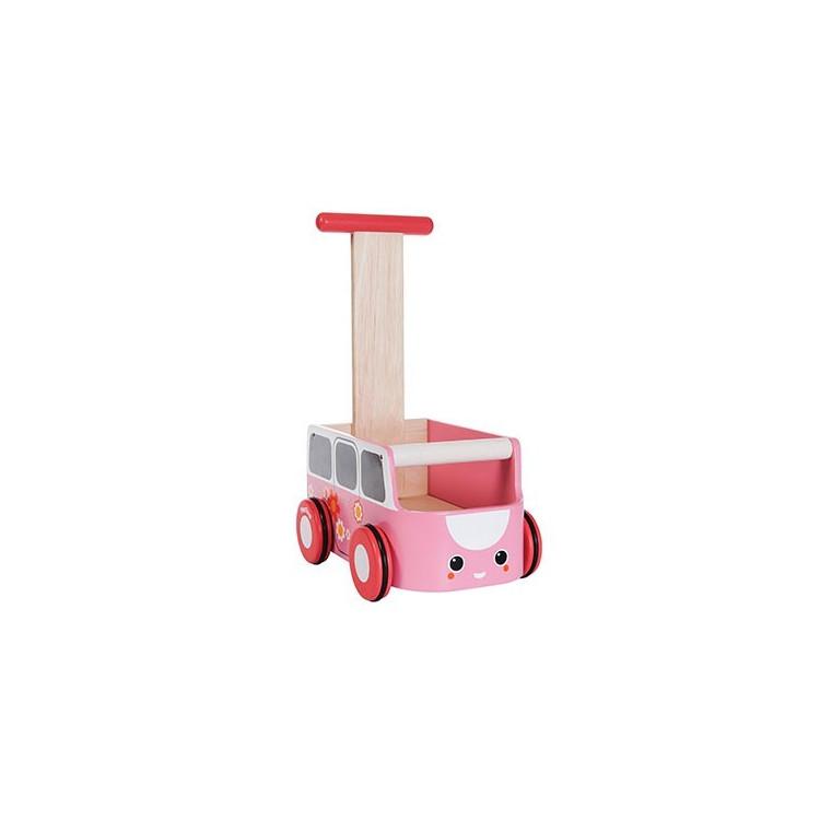 Toys Van Gåvagn Rosa