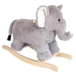 Gungdjur Elefant Mjuk