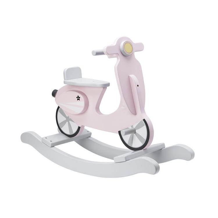Gungscooter Rosa