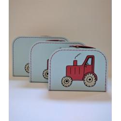 Väskset Röd Traktor