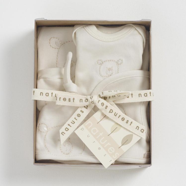Early Baby Presentkit 5-delar