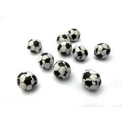 Choklad Fotbollar i nät