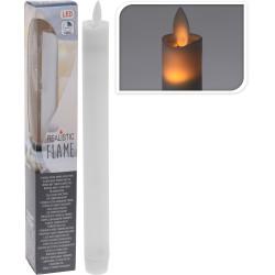 LED Ljus med flamma