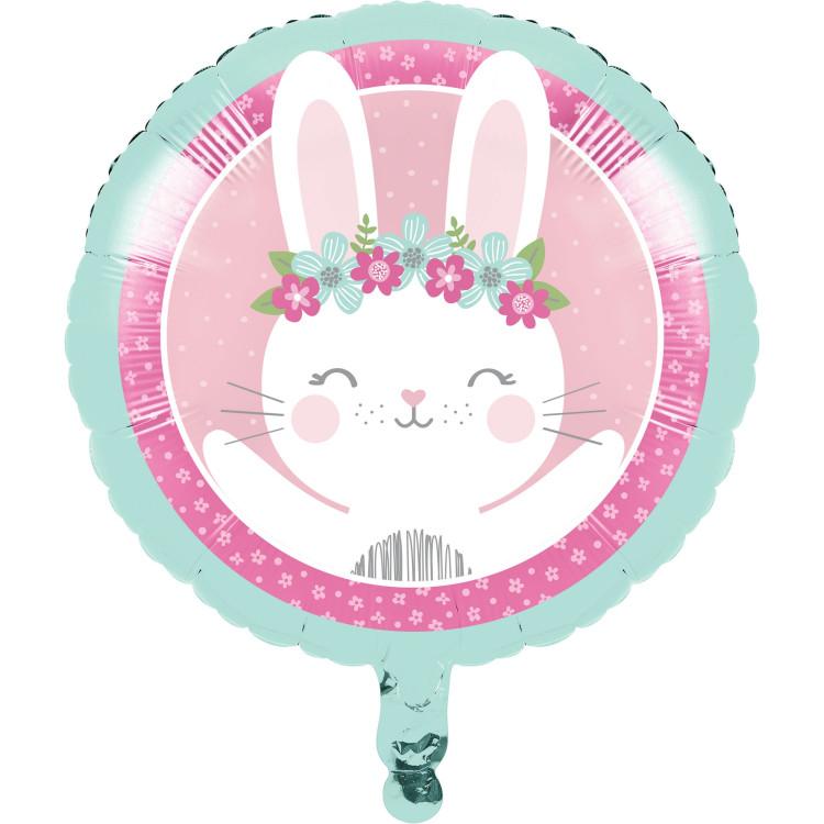Folieballong Kanin
