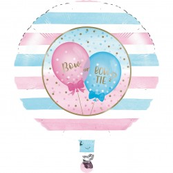 Folieballong Gender Reveal
