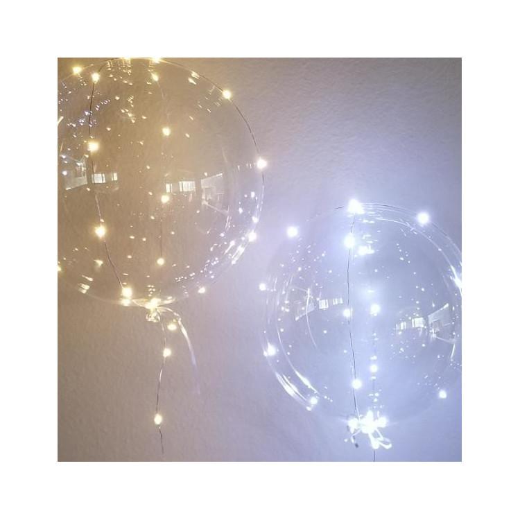 Ledlight Ballong Varmvit