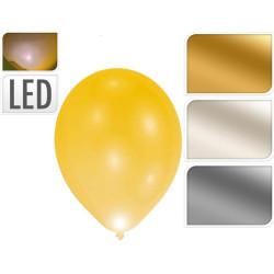 LED Ballonger Metallic