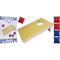 Beanbag Toss Game, Spel med ärtpåse
