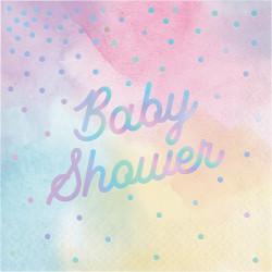 Servetter Skimmer Babyshower