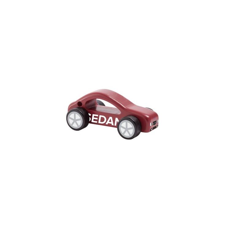 Träbil Sedan