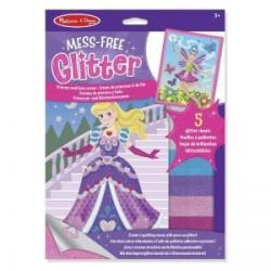 Glitter Pyssel Prinsessa & Fe