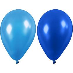 Ballonger Blå Mix