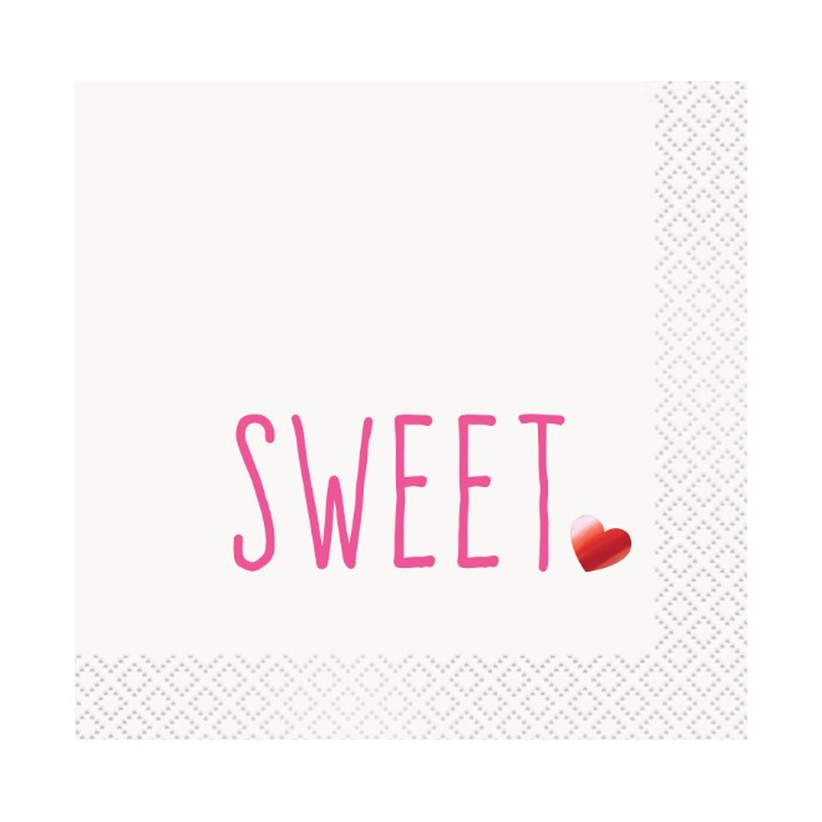 Kaffeservetter Sweet