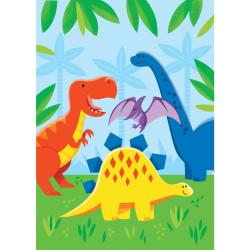 Godispåsar Dinosaurie Vänner