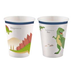 Pappersmuggar Dinosaurier