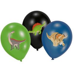 Ballonger Dinosaurier