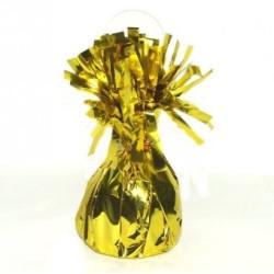 Ballongtyngd Folie Guld