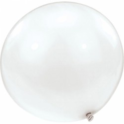 Vit Jätteballong