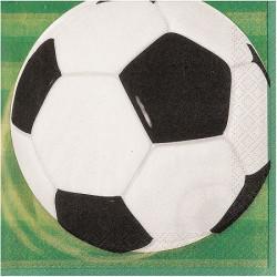 Fotbolls Servetter