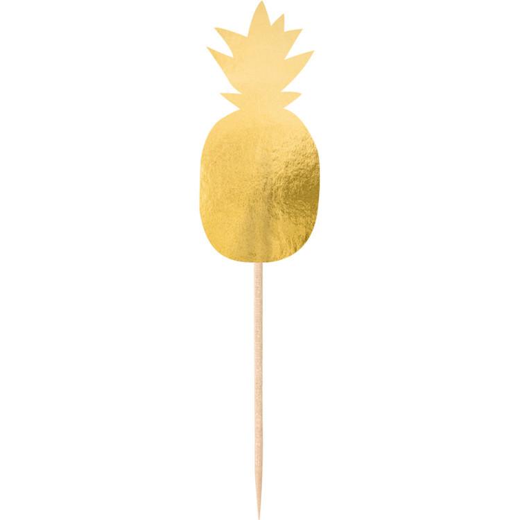 Partypicks Ananas