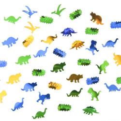 Konfetti Dinosaurie Mix