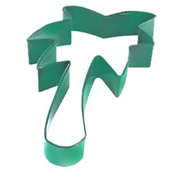 Kakform Palm Grön