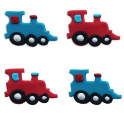Tårtdekorationer Tåg