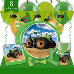 Kalaspaket Traktor lyx 8 pers