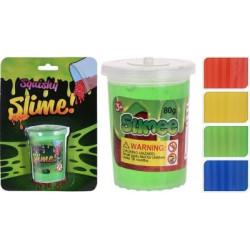Färgglad Slime i Burk