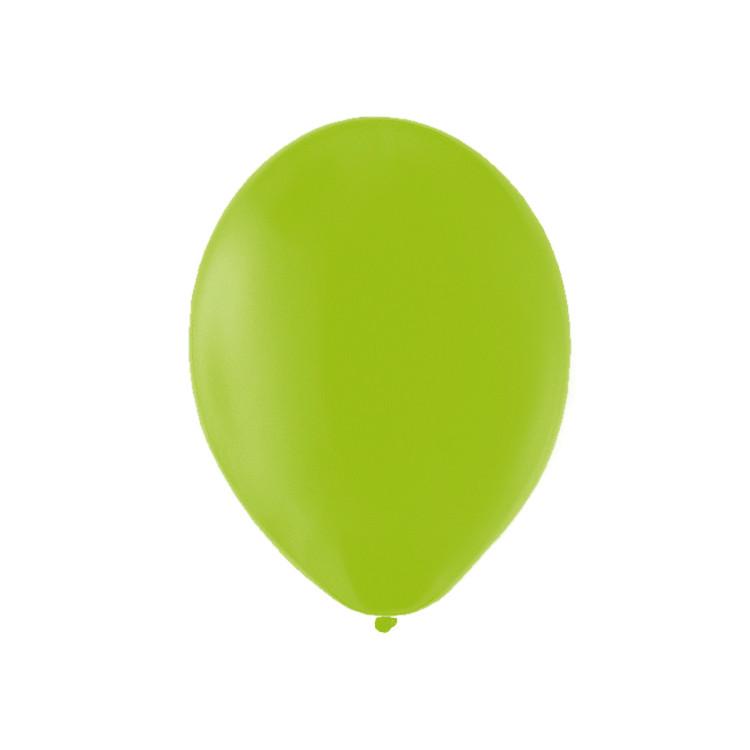 Ballong Limegrön