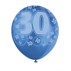 Ballong Blue 30 år