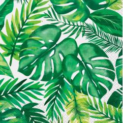 Servetter Tropiska Blad