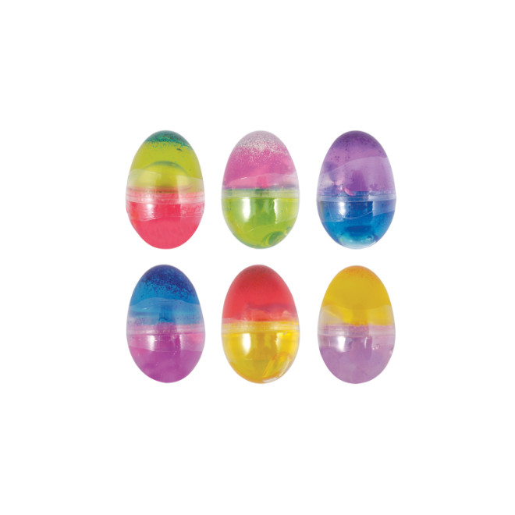 Glitter Slime Ägg
