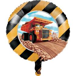 Folieballong Grävmaskiner